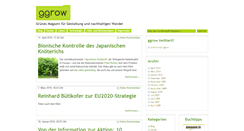 Preview of ggrow.de